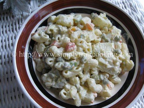 Potato & Macaroni Salad
