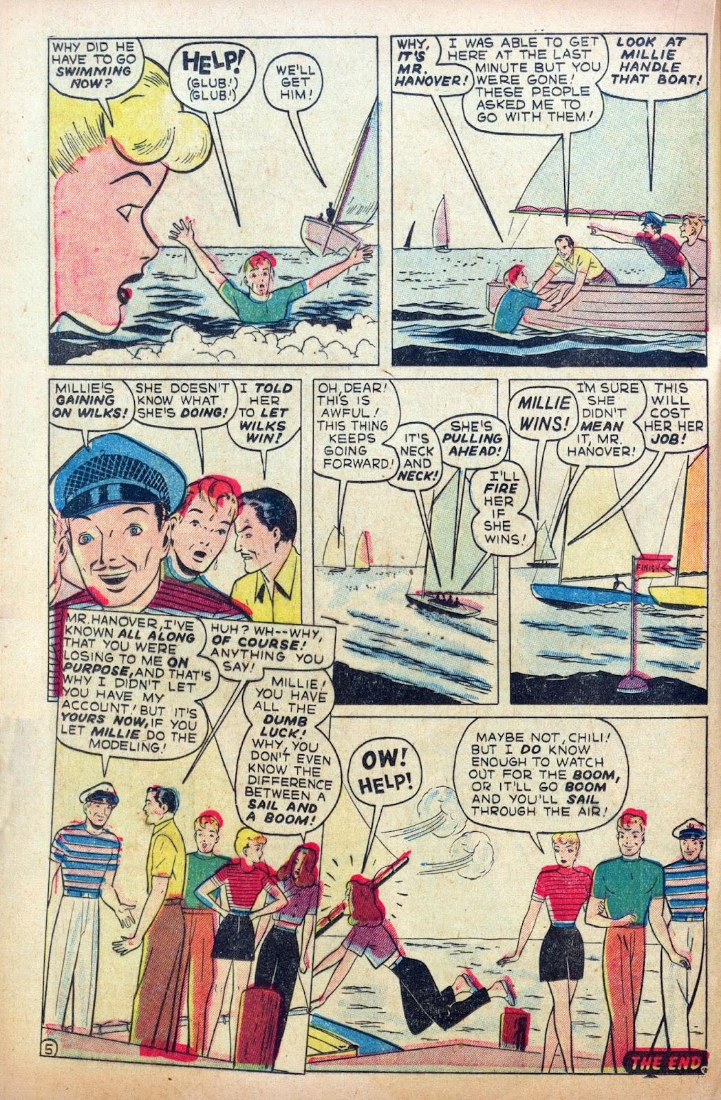 Hedy De Vine Comics issue 31 - Page 28