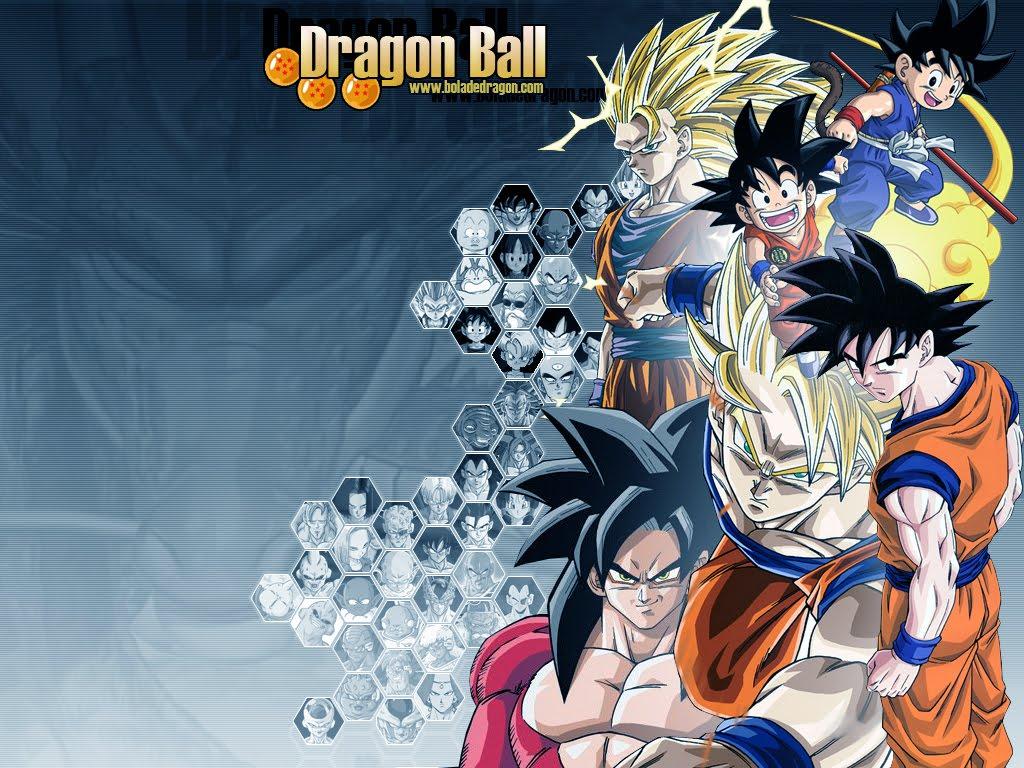 Las Mejores Fotos De Goku En Todas Las Fases Completamente: NeMeSiS: GOKU EN TODAS SUS FASES