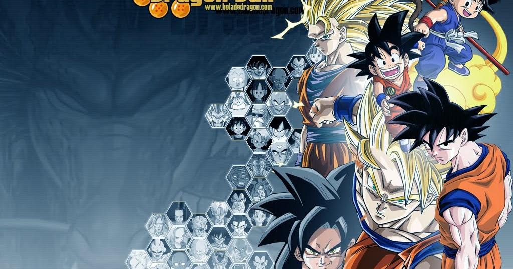 Ver Imagenes De Goku En Todas Sus Fases: NeMeSiS: GOKU EN TODAS SUS FASES