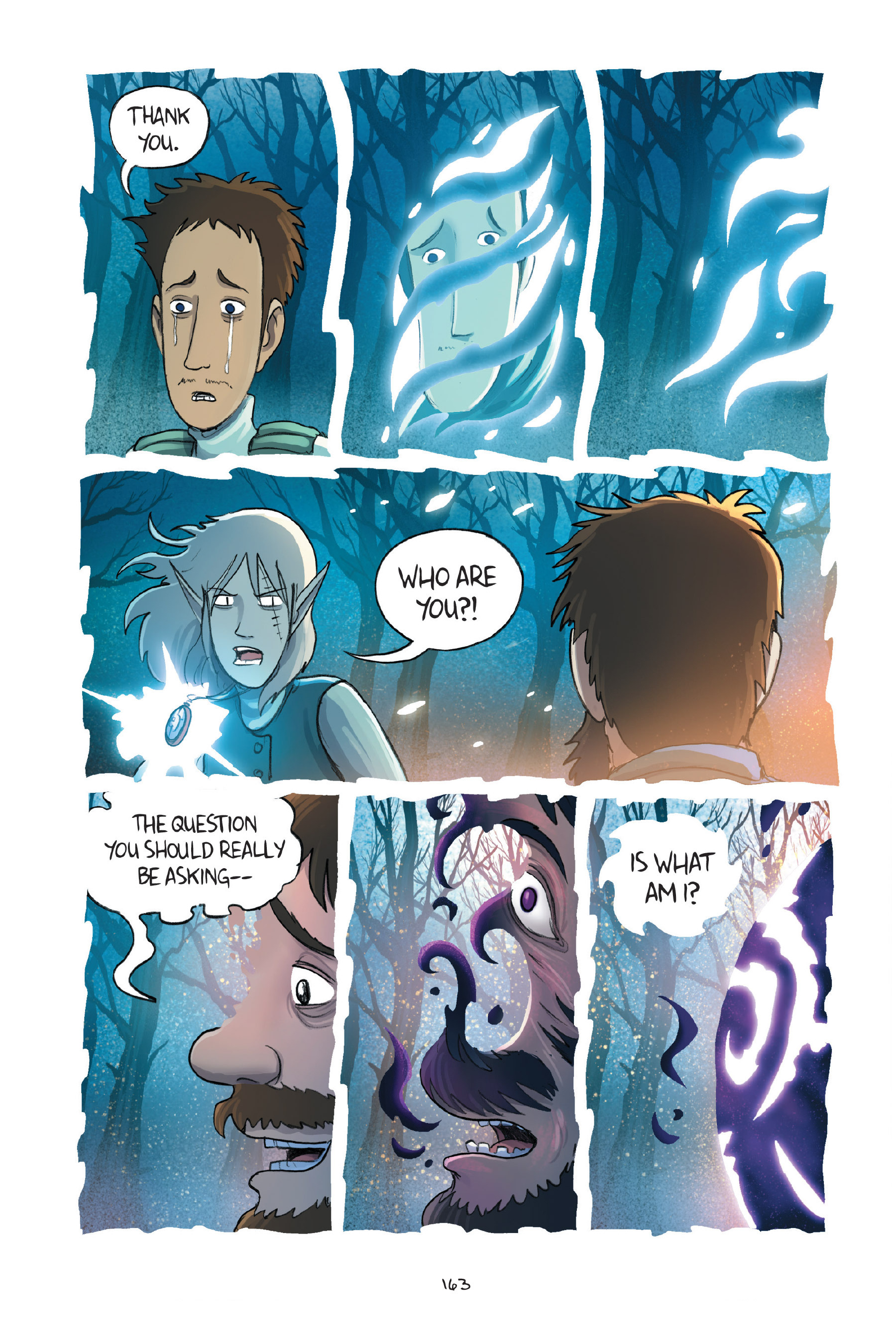 Read online Amulet comic -  Issue #7 - 163