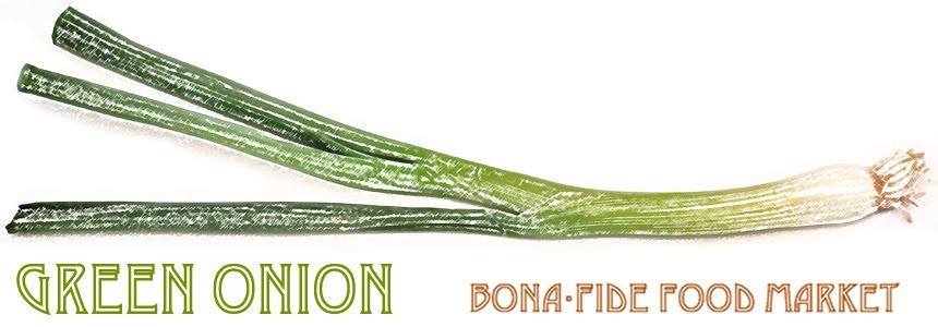 green onion: CSA