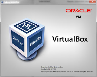 Oracle VirtualBox.