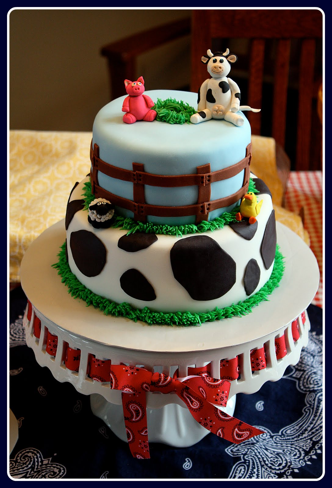 Parties And Pretties Barnyard Birthday Party