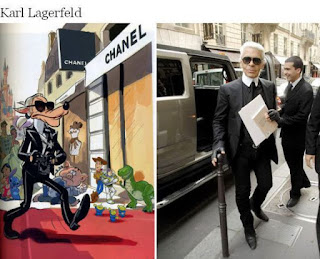 Διάσημος σχεδιαστής Karl Lagerfeld 1933-2019