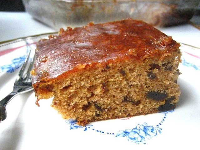 Old Fashioned Prune Cake Recipe