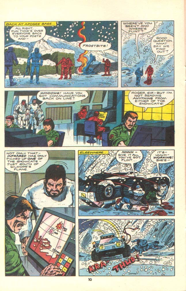 G.I. Joe European Missions issue 8 - Page 9