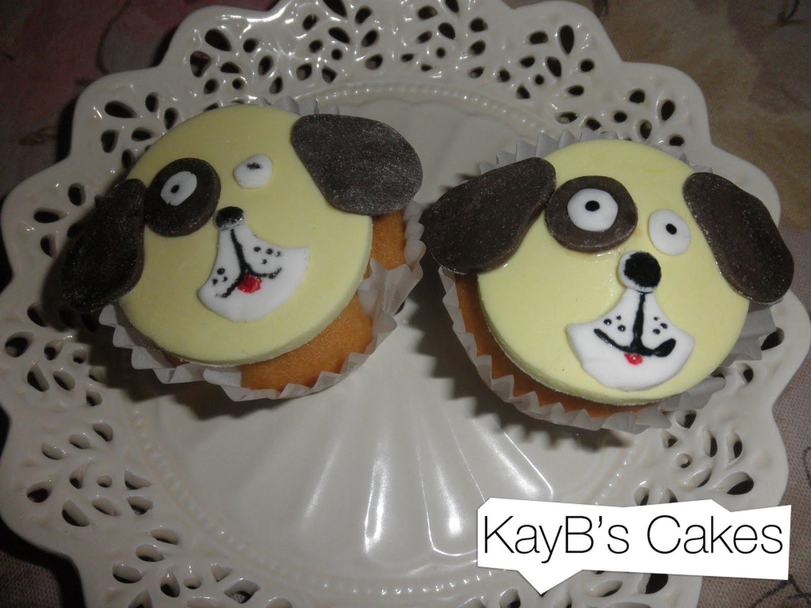 Kayb S Cakes Puppy Cupcakes The Pedigree Adoption Drive Help Us