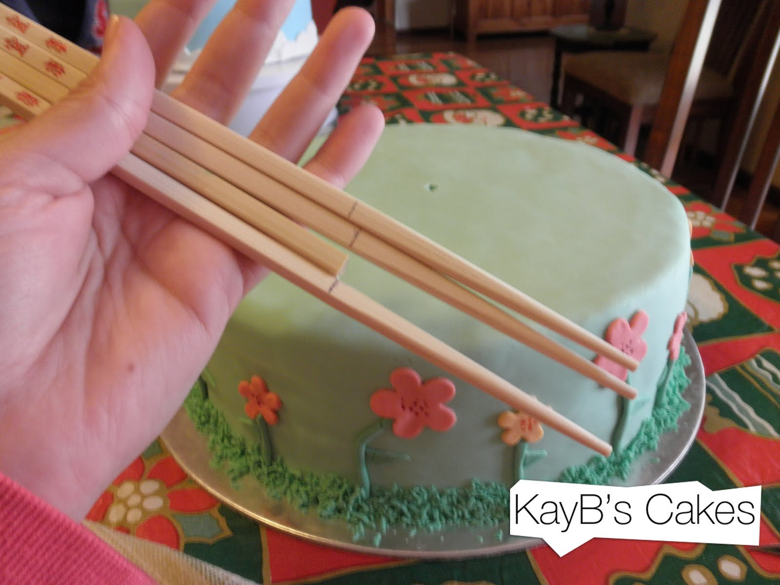 Cake Decorating Dowels