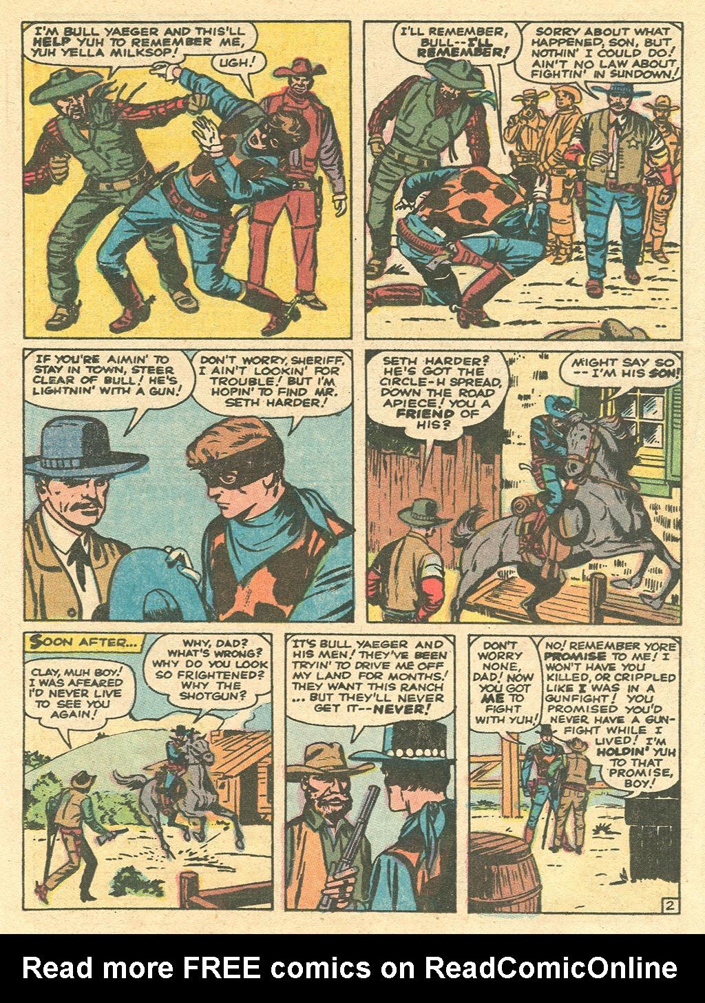 Read online Two-Gun Kid comic -  Issue #101 - 25