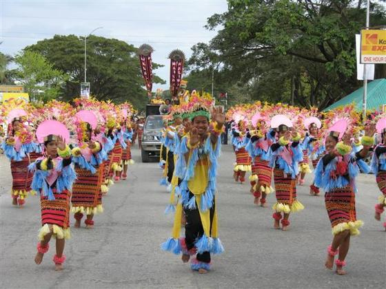 Lifestyle In Philippines: Religious Fiestas In Summer