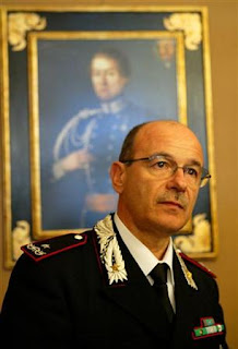 italian military police general guilty of drug smuggling & organising fake anti-drug ops