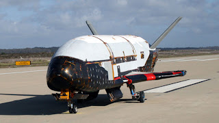US military's top secret x-37b shuttle 'disappeared' for 2wks, changed orbit