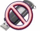 blok USB Flashdisk