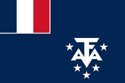 Terres Australes et Antarctiques Françaises | T.a.a.f