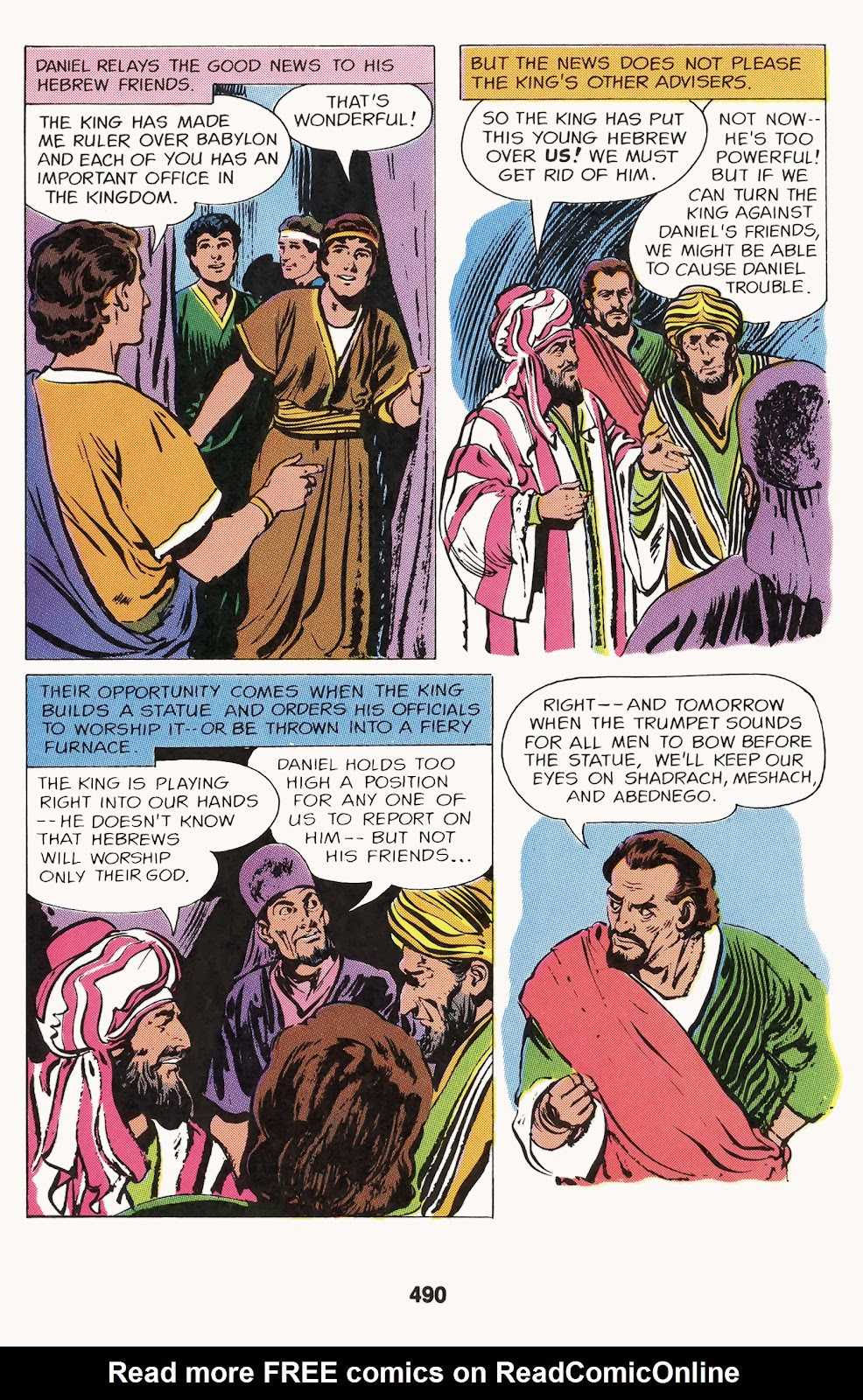 The Picture Bible issue TPB (Part 5) - Page 93