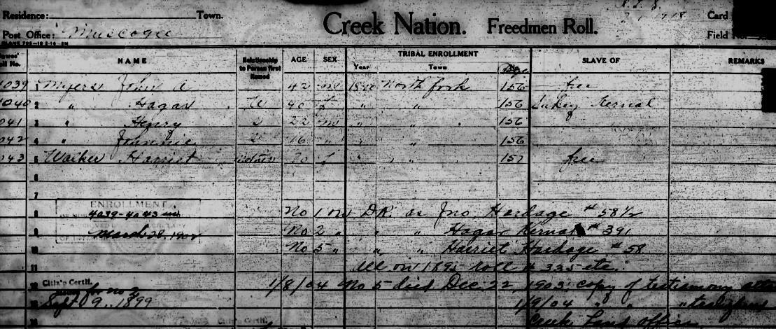 The African-Native American Genealogy Blog: November 2010