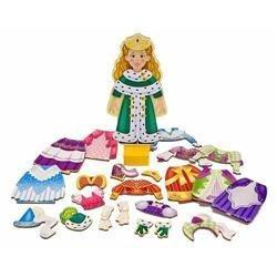 Princess Elise Magnetic Dress Up