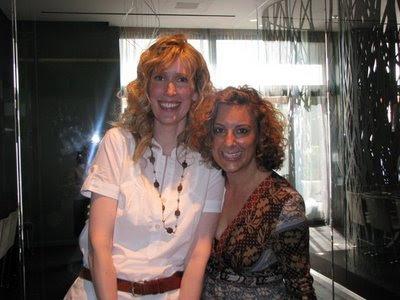 Glamour Reel Moments 2008, Kiwi Smith