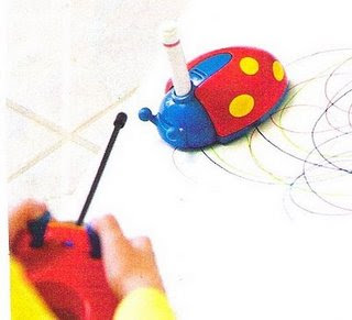 Remote Controlled Doodle Bug