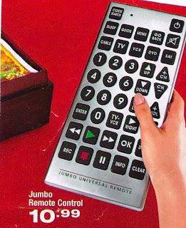 Jumbo Remote Control