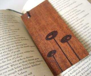 Make a Wooden Bookmark