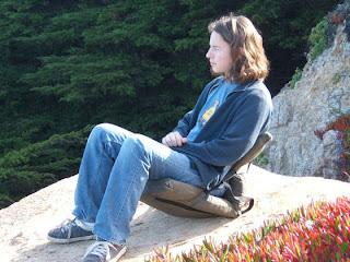 Make a Canvas Outdoor Chair