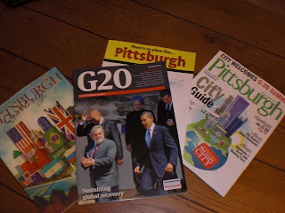 G-20 in local magazines