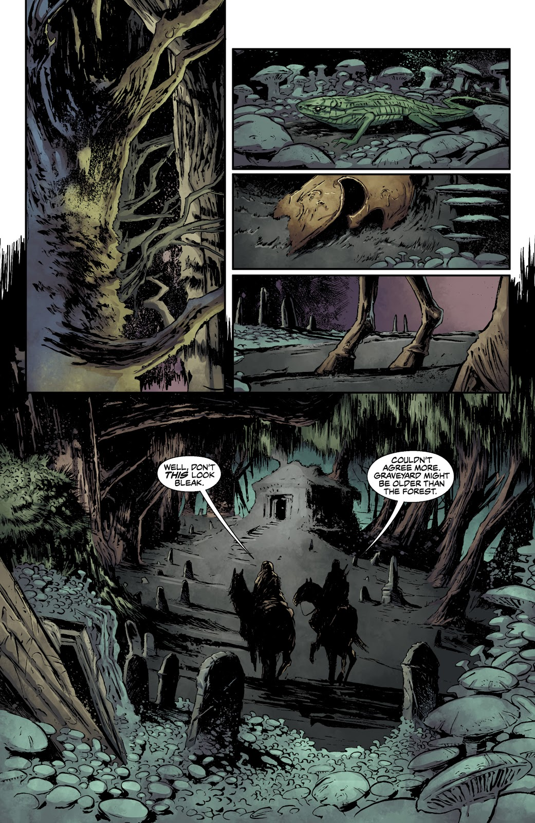 Read online The Witcher Omnibus comic -  Issue # TPB (Part 1) - 19