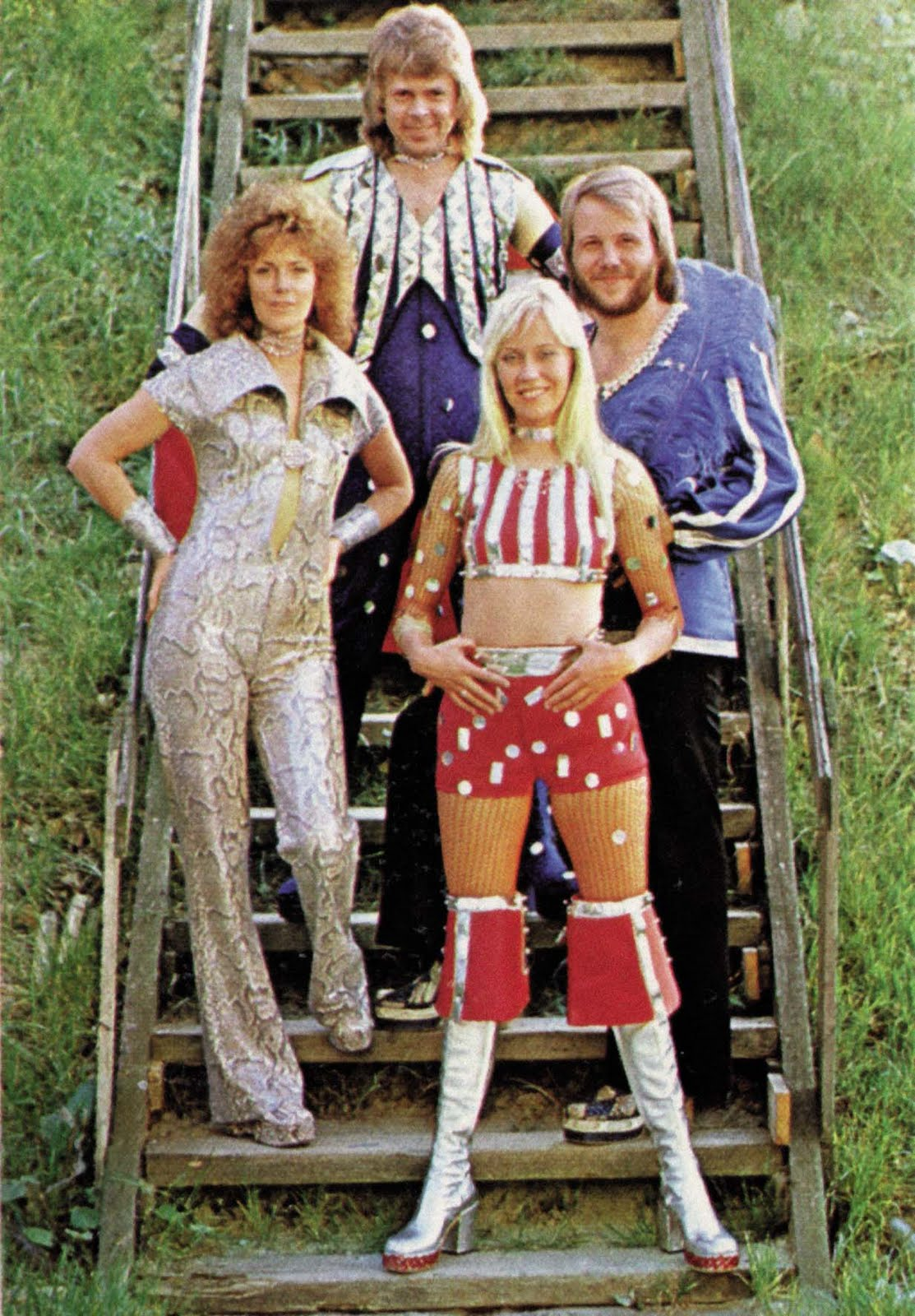 Abba Outfit