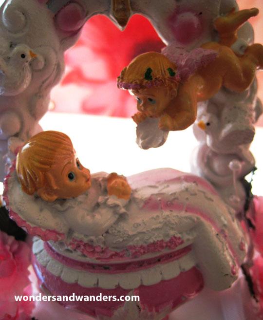 Cake Topper Goldilocks