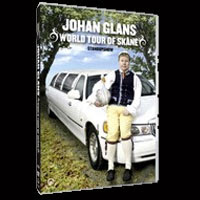 Johan Glans World Tour Of Skåne Dvd