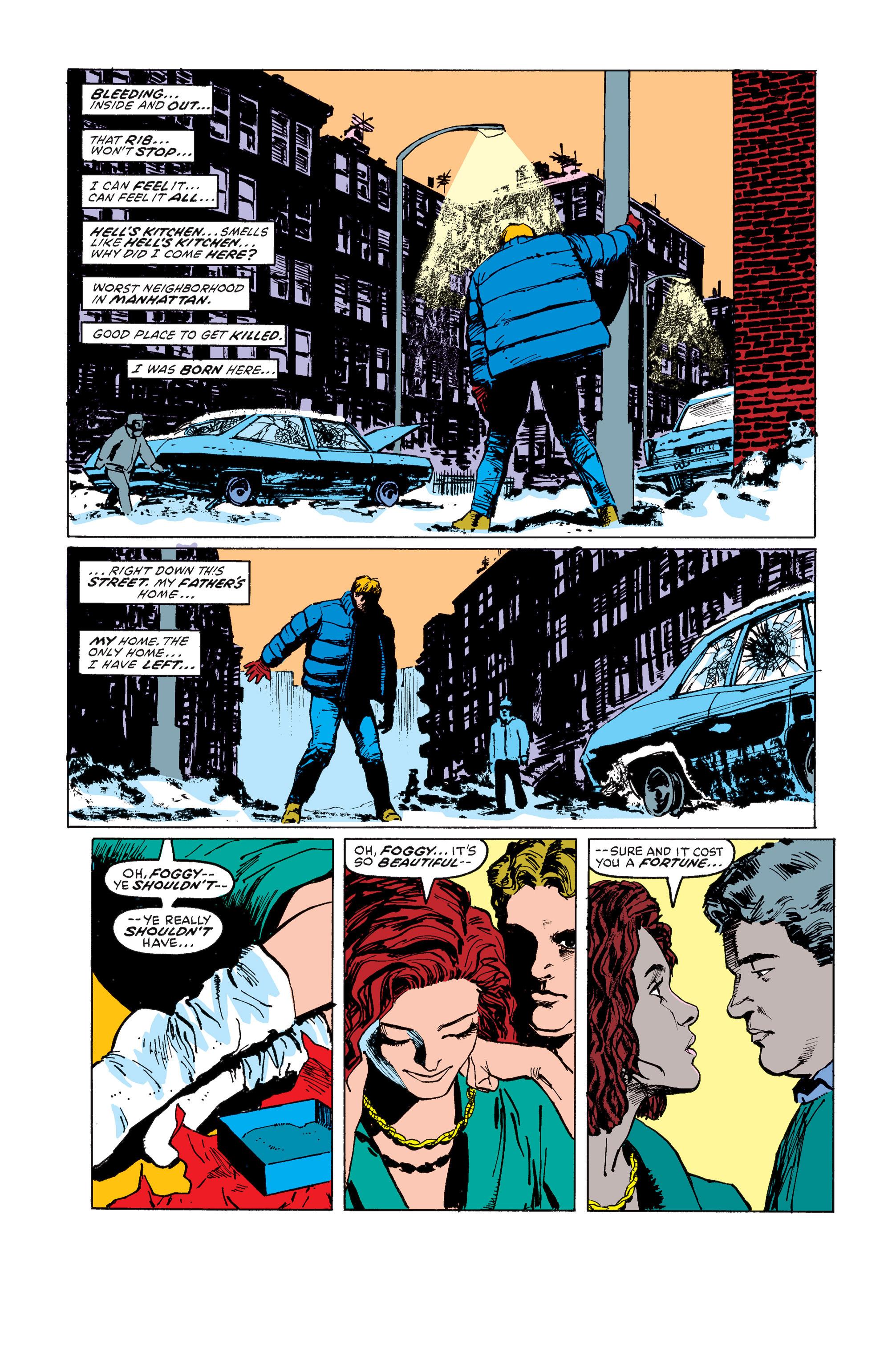 Read online Daredevil: Born Again comic -  Issue # Full - 93