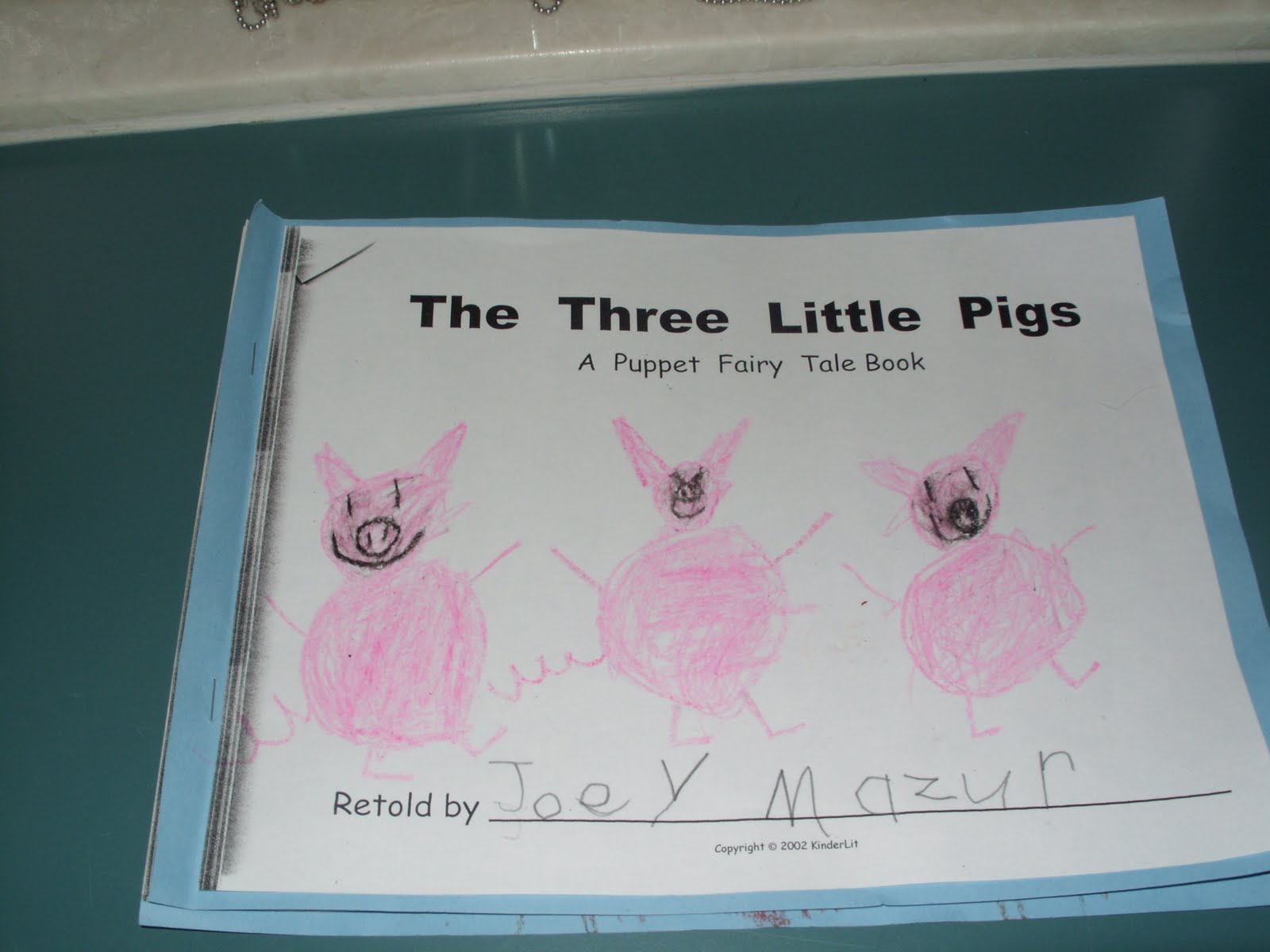 Put Your Whole Self In The Three Little Pigs