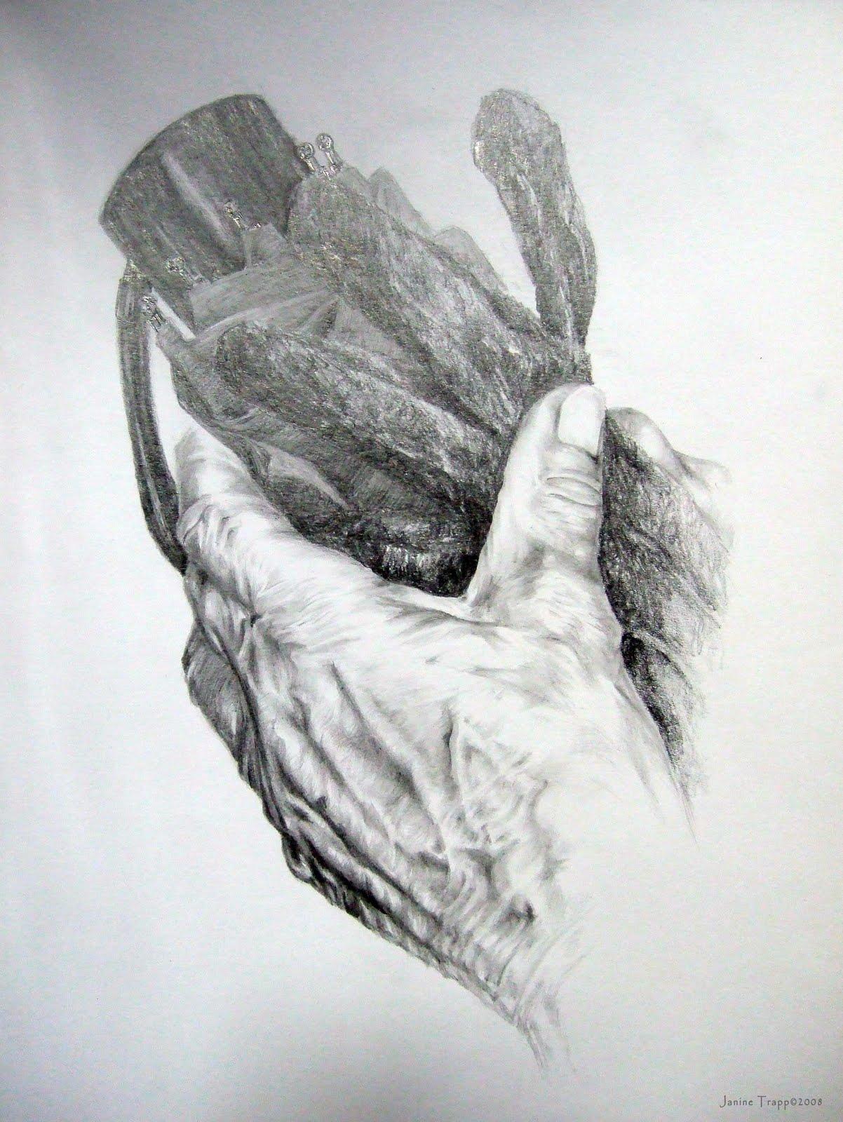 pencil drawing i creat...