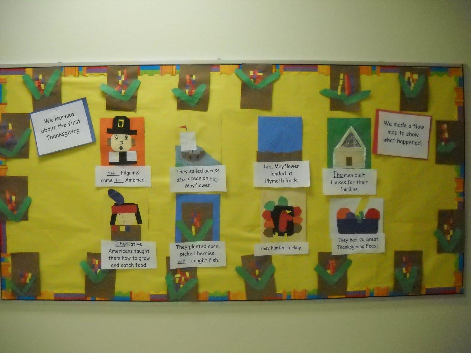 Kinder Garden: Mrs. Wood's Kindergarten Class: November 2010