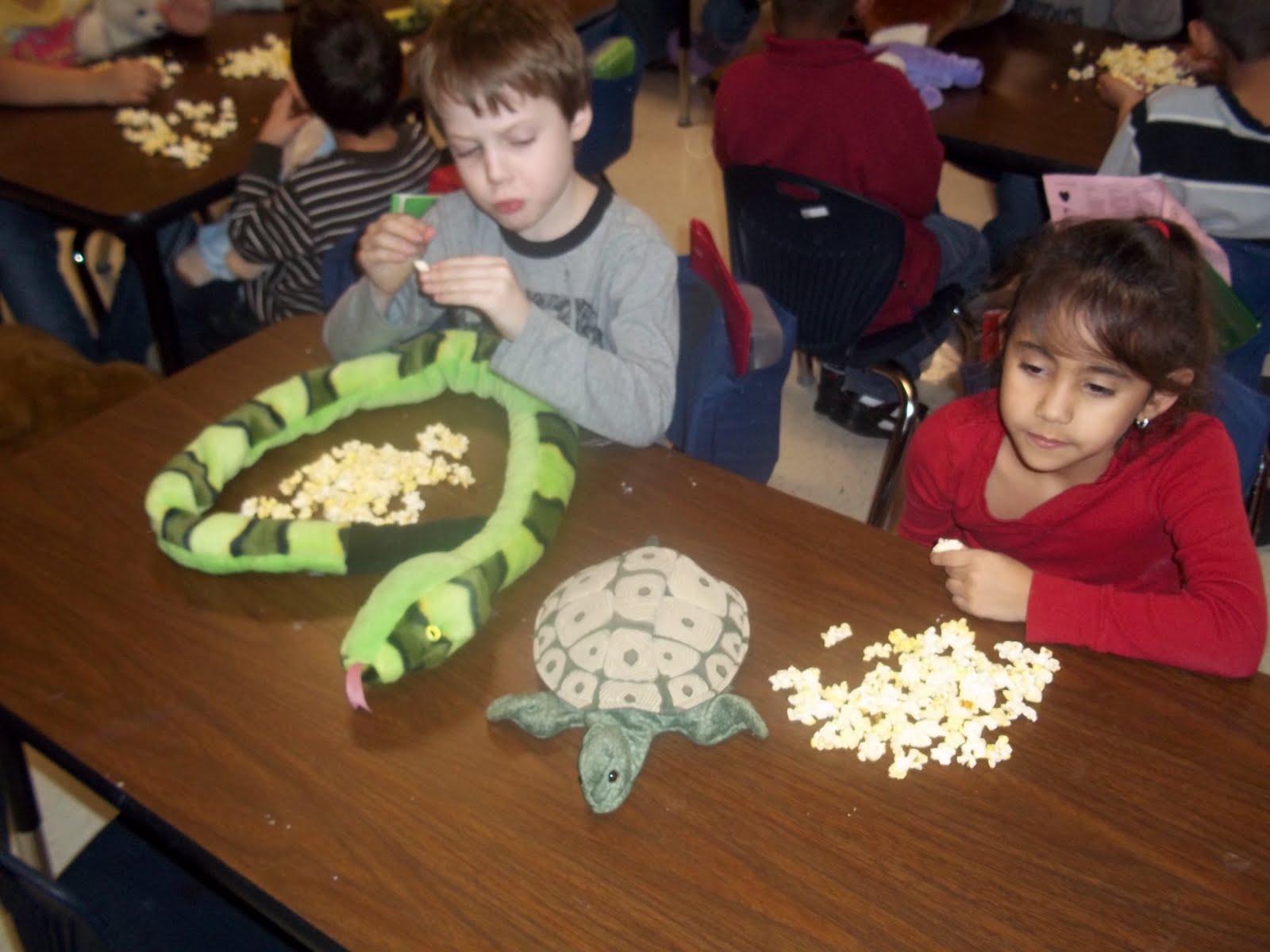 Kinder Garden: Mrs. Wood's Kindergarten Class: Hibernation Day