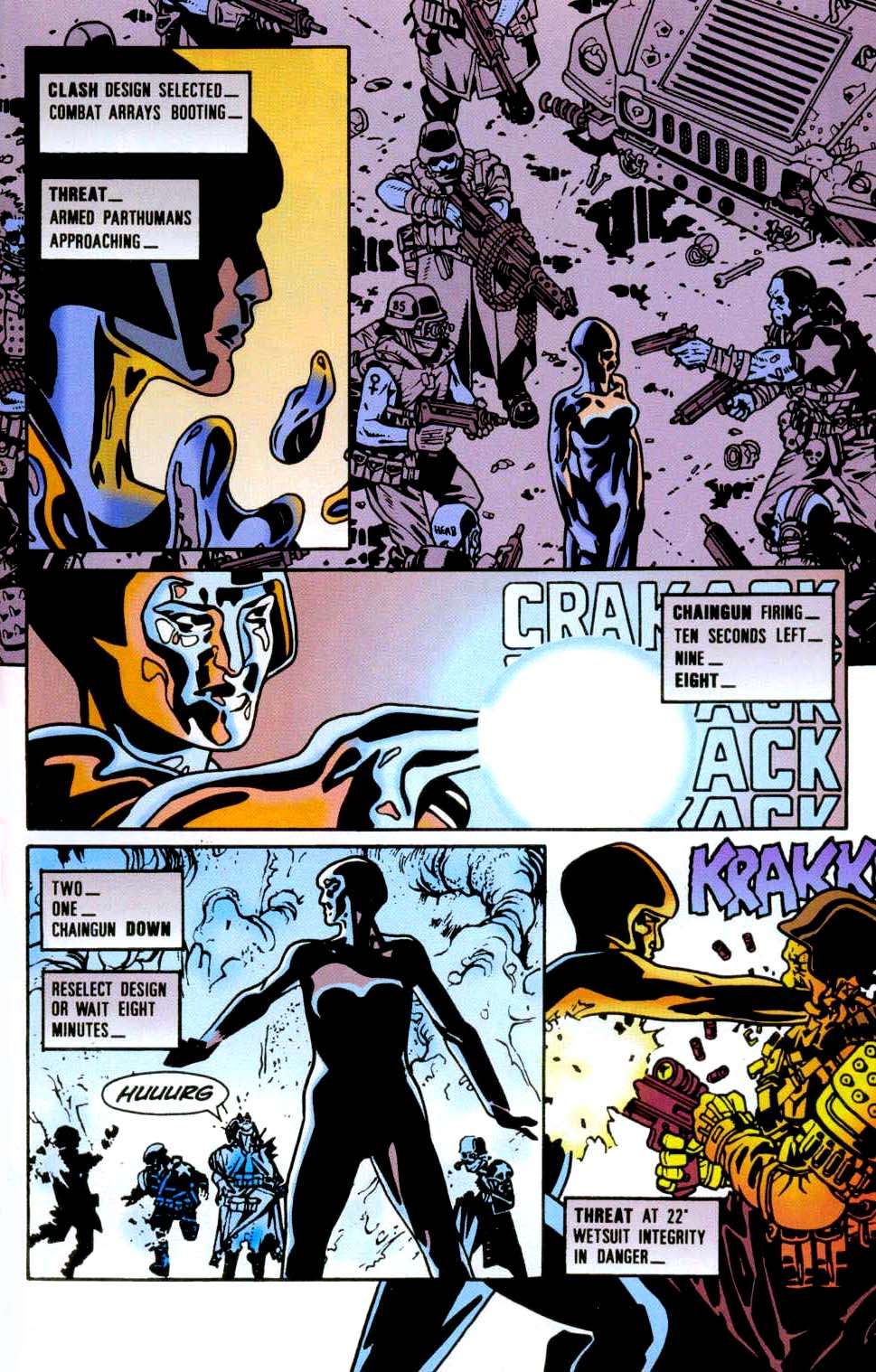 Read online 2099 Unlimited comic -  Issue #9 - 44