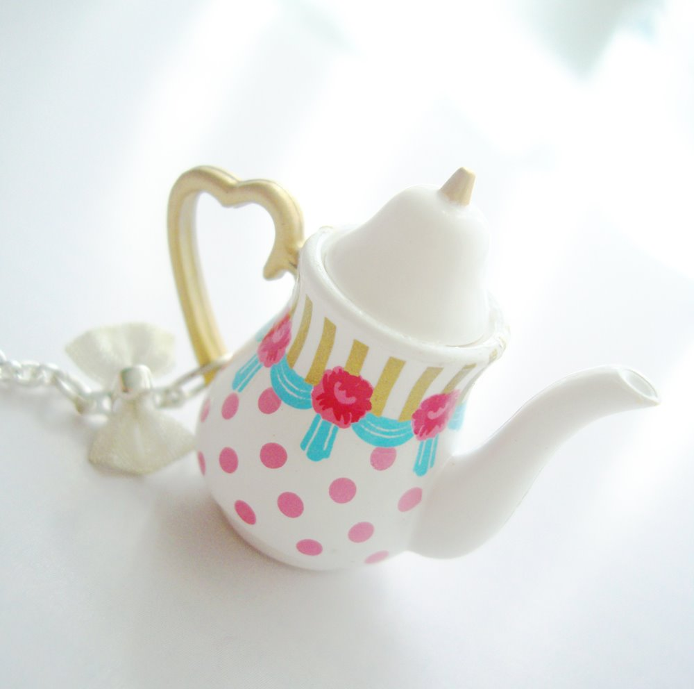 tea party theme jewellery