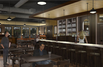 Hilton Brothers design new pub in Shaw, DC, retail for lease, restaurants