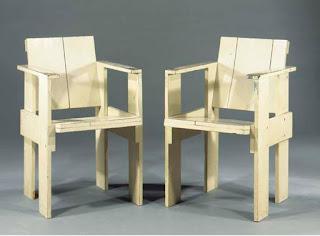 Silla Crate. Gerrit Rietveld