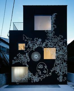 Casa de Diseño en Tokio