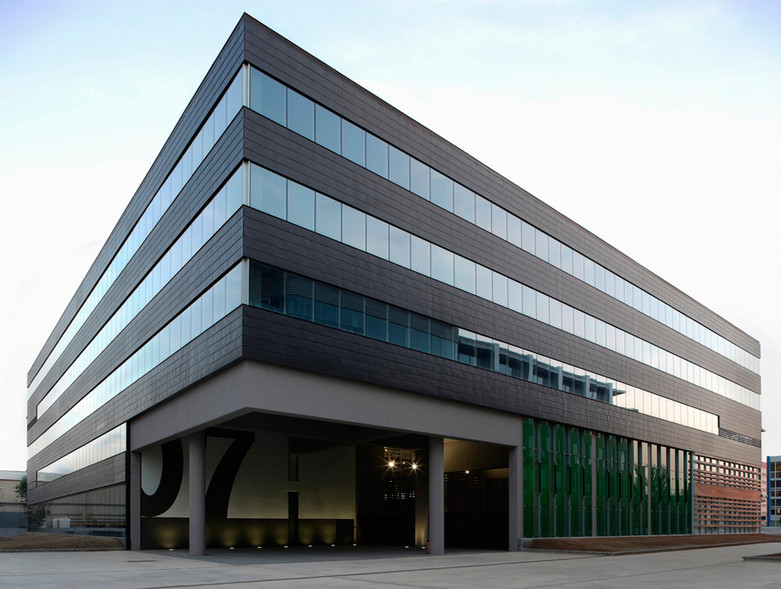 Oficinas wtc en cornell revista arquitectura y dise o - Arquitectura de diseno ...
