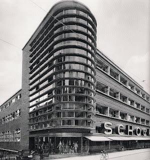 Almacenes Schocken Mendelshon Stuttgart Torre