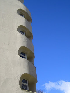 Torre Einstein Ventanas