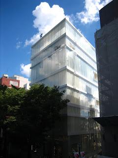 Dior Amotesando Tokio