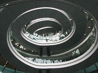 Interior del ayuntamiento de Londres