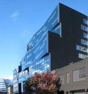 Edificio en el barrio de Chelsea