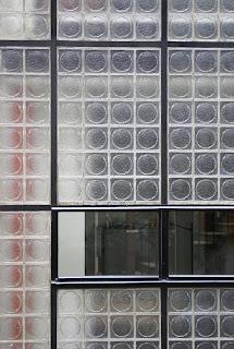 Maison de Verre bloques de cristal