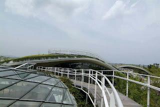 Island City de Toyo Ito PARQUE GRIN GRIN